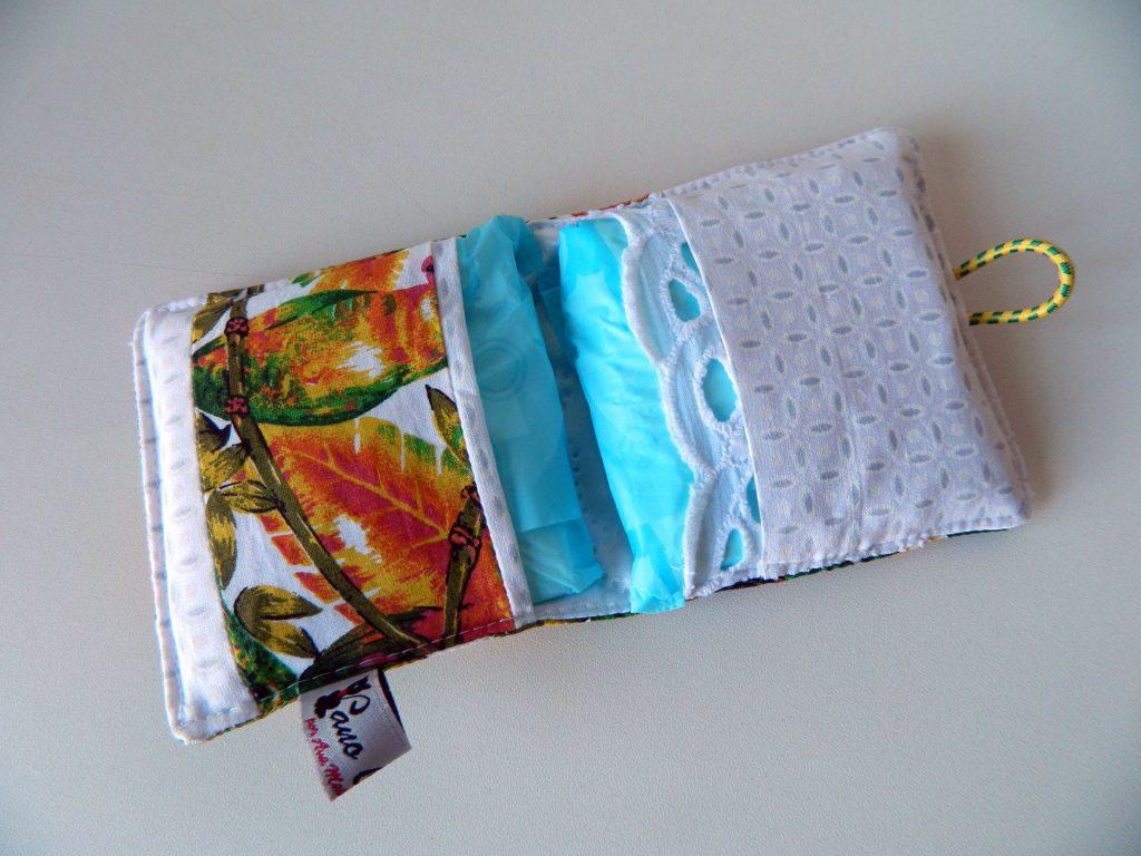 Porta absorvente tropical