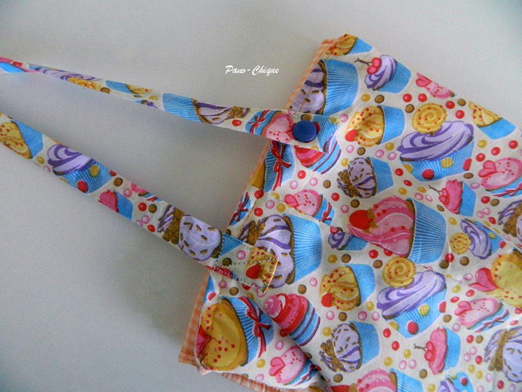 Puxa sacos - Cupcakes